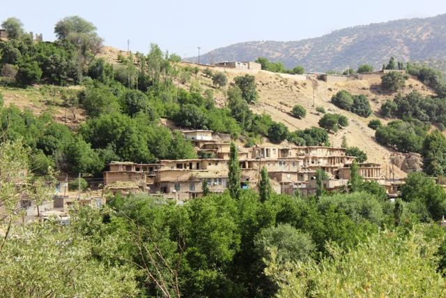 روستای کریک
