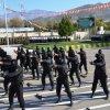 رژه نیروی انتظامی به مناسبت آغاز هفته نیروی انتظامی
